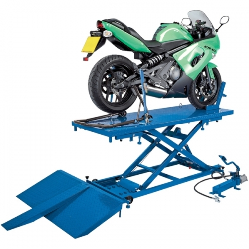 Small Hydraulic Lift System : Draper kg pneumatic hydraulic motorcycle atv
